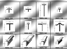 Molduras barruso perfiles de aluminio - Tipos de perfiles de aluminio ...